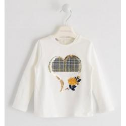 Sarabanda 0K212 T-shirt bambina