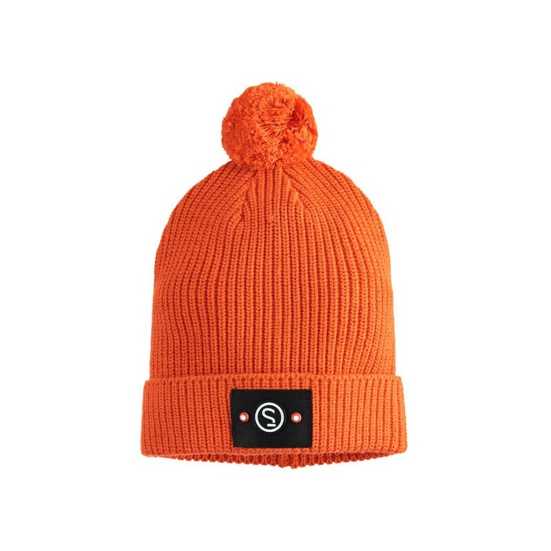 Sarabanda 0K007 Cappello arancio bambino