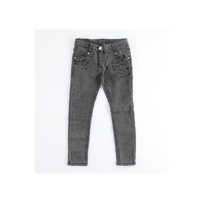 nuovo prodotto c1adf d7d1b Sarabanda 0K452 Jeans ragazza