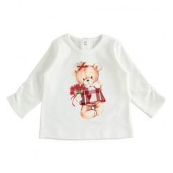 Minibanda 3K737 T-shirt neonata
