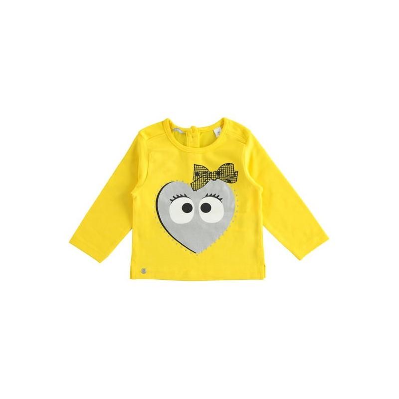 Sarabanda 1K749 T-shirt bambina