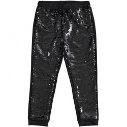 Sarabanda 0J421 Pantalone paillettes ragazza