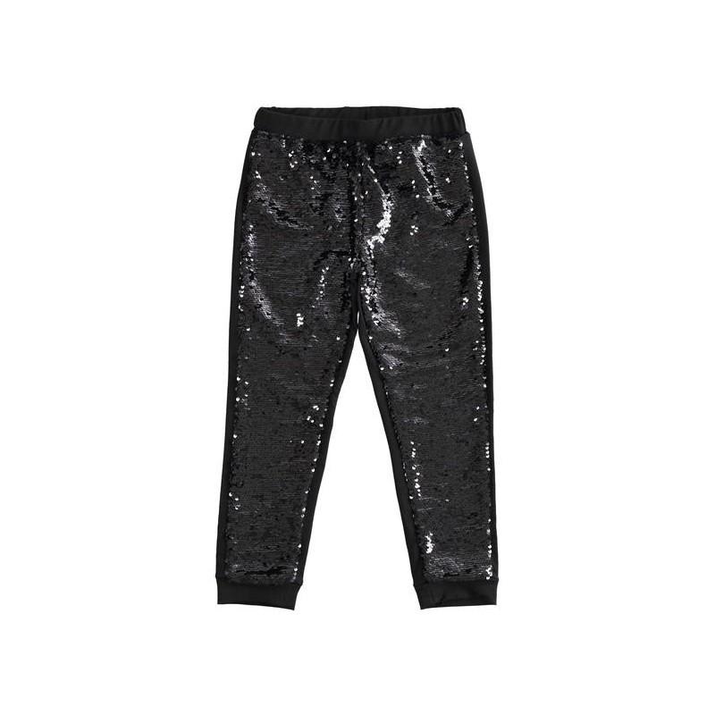 Sarabanda 0J421 Sequin pants girl