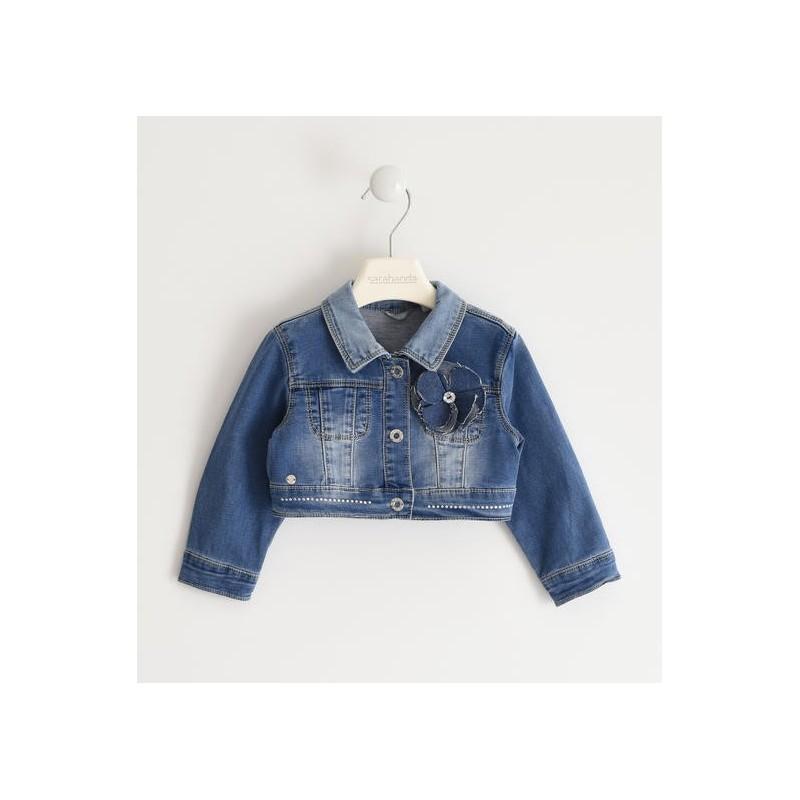 Sarabanda 0J252 Jacket jeans girl