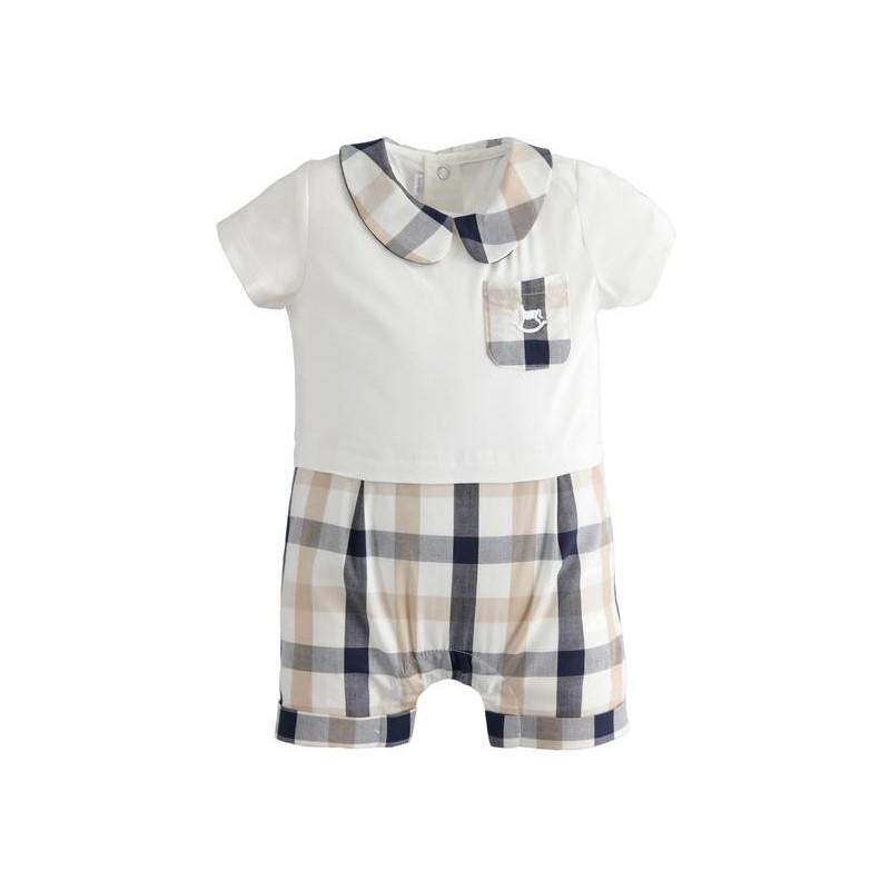 Minibanda 3J681 Pagliaccetto neonato