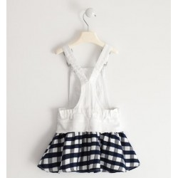 Sarabanda DJ847 Skirt baby bibs