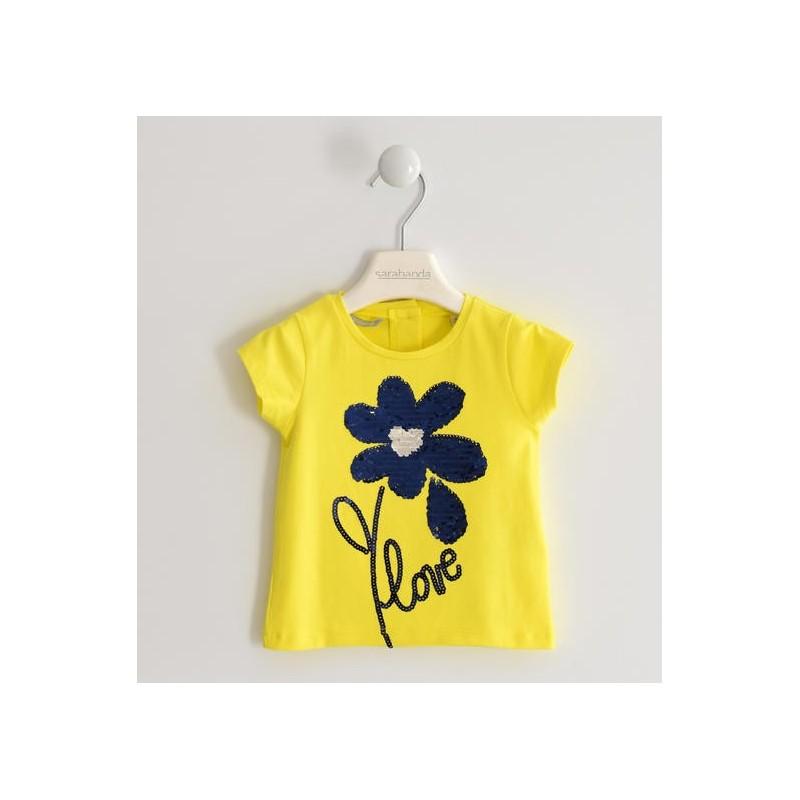 Sarabanda DJ843 Girls' T-shirt