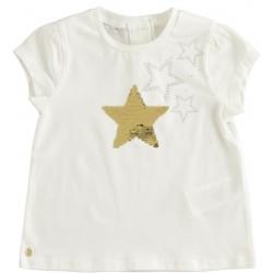 Sarabanda 0J213 T-shirt bambina