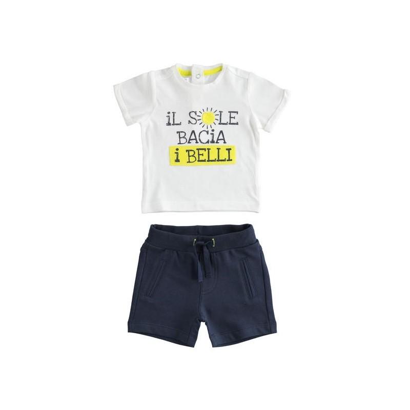 Minibanda 3J654 Baby Suit