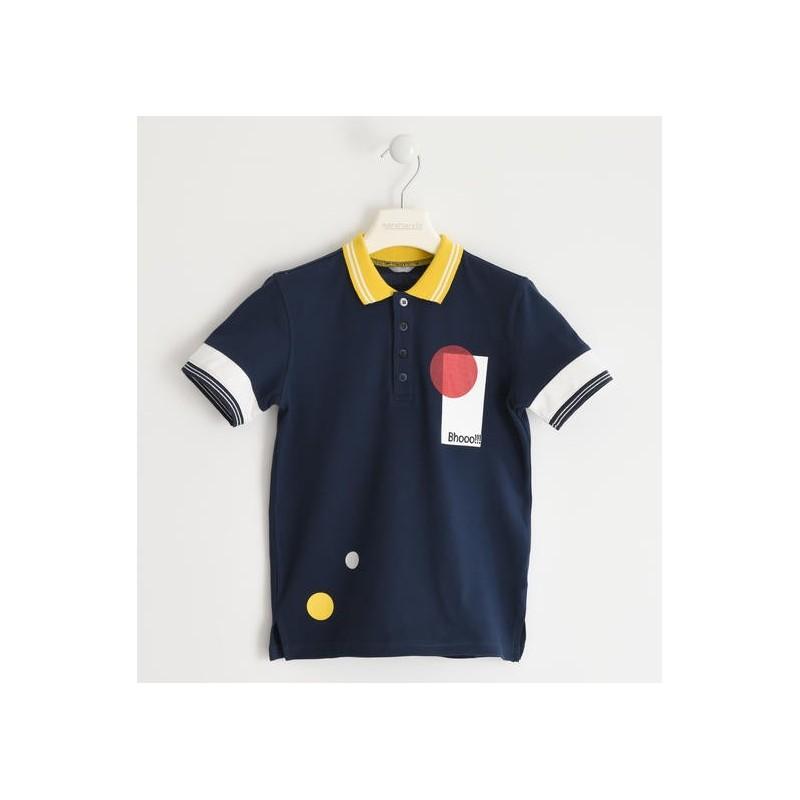 Sarabanda 0J628 Polo boy