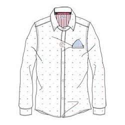 Sarabanda 0M312 Boy shirt