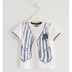 Sarabanda 0J511 T-shirt bambino