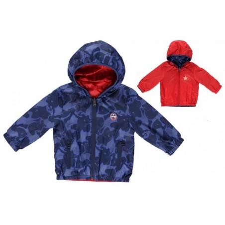 Sarabanda DM838 Reversible Baby Jacket