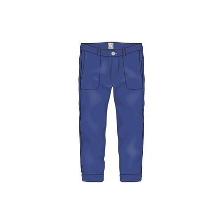 Sarabanda 0M158 Pantalone felpa bambino