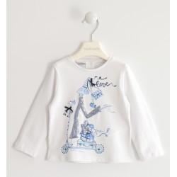 Sarabanda 0J209 T-shirt bambina