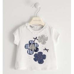 Sarabanda 0J218 T-shirt bambina