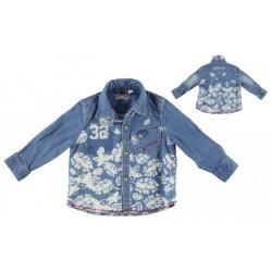 Sarabanda 0M115 Baby Jeans Shirt