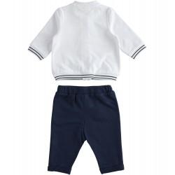 Minibanda 3J709 Newborn Jumpsuit