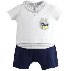 Minibanda 3J683 Pagliaccetto neonato