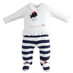 Minibanda 3J704 Tutina intera neonata