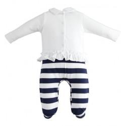Minibanda 3J704 Newborn whole tutina