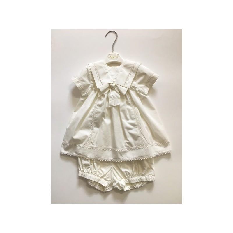 Aletta T3181 Newborn Christening Dress