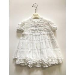 Aletta PF3130 Abito battesimo neonata