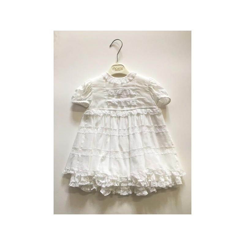 Aletta PF3130 Newborn Christening Dress