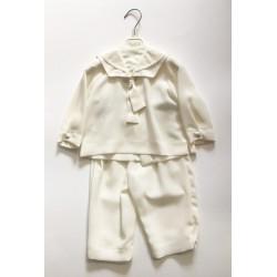 Aletta HP1079 Baby Navy Suit