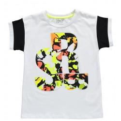 Sarabanda DU876 T-shirt ragazza