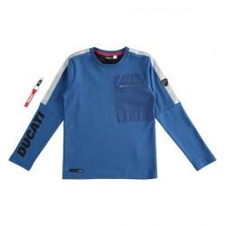 Sarabanda 01388 T-shirt ragazzo Ducati