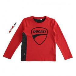Sarabanda 01386 T-shirt ragazzo Ducati