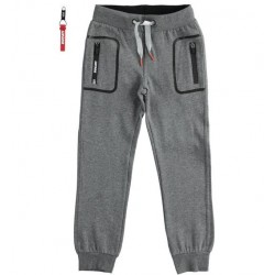Sarabanda 01389 Pantalone felpato ragazzo Ducati