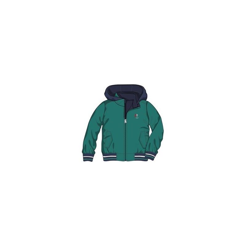 Sarabanda 0M173 Child Reversible Jacket