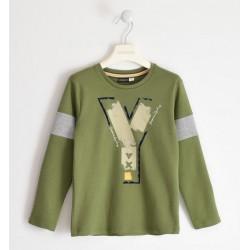 Sarabanda D1105 T-shirt ragazzo