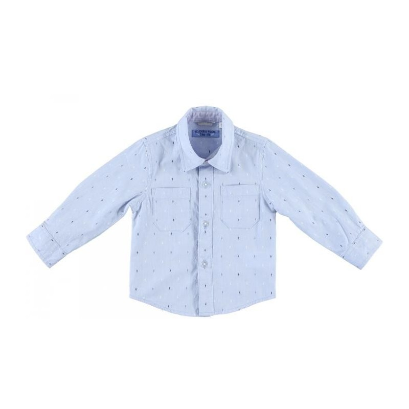 Sarabanda 0M111 Baby Light Blue Shirt