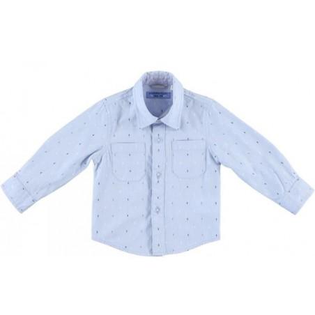 Sarabanda 0M111 Baby Light Blue Shirt