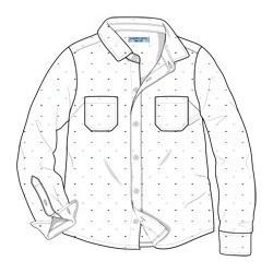 Sarabanda 0M111 Camicia bianca bambino