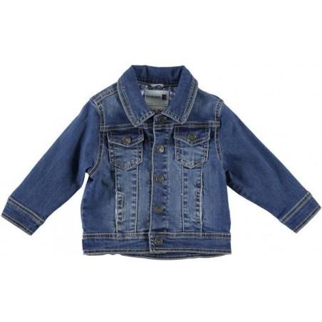Sarabanda 0M175 Giubbetto jeans bambino