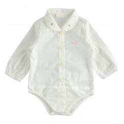 Minibanda 31752 Camicia body neonata
