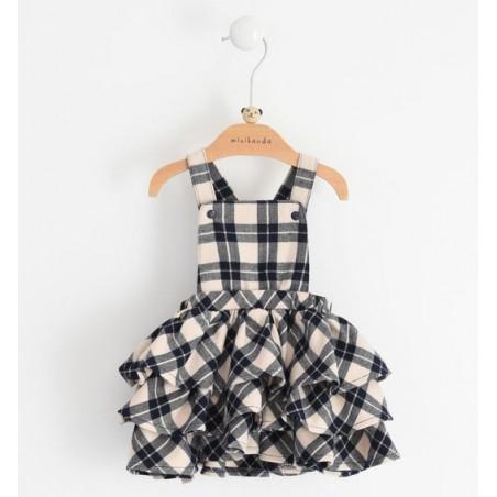 Minibanda 31732 Newborn Salopette Skirt