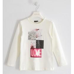 Sarabanda D1873 T-shirt ragazza