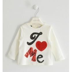 Sarabanda D1850 T-shirt bambina