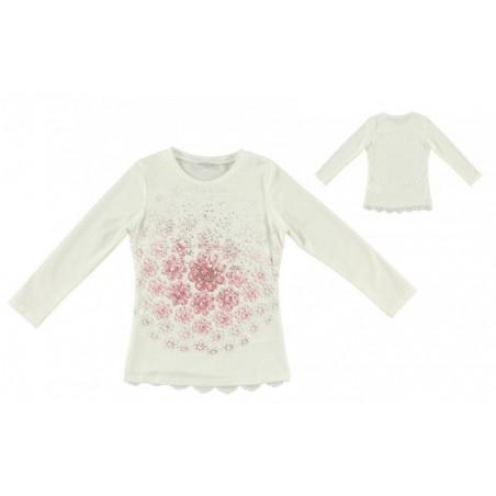 Sarabanda 0M429 T-shirt ragazza