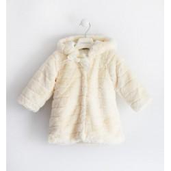Sarabanda 01259 Pelliccia bambina