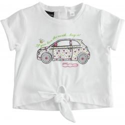 Sarabanda 02565 T-shirt bambina 500e