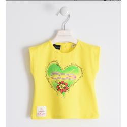 Sarabanda 02570 T-shirt bambina 500e