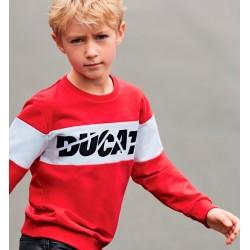Sarabanda 02382 Ducati Boy Sweatshirt