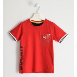 Sarabanda 02393 T-shirt ragazzo Ducati