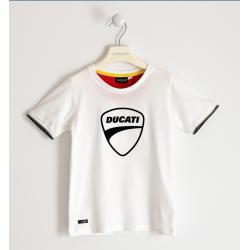 Sarabanda 02391 T-shirt ragazzo Ducati